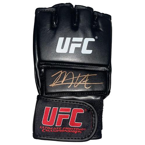 KHABIB NURMAGOMEDOV THE EAGLE SIGNED UFC AUTOGRAPH GLOVE
