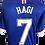 Thumbnail: IANIS HAGI SIGNED RANGERS CHAMPIONS 55 HAGI 7 SHIRT