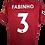 Thumbnail: FABINHO SIGNED LFC 2019/20 CHAMPIONS PRINT HOME SHIRT