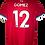 Thumbnail: JOE GOMEZ SIGNED 2020/21 LIVERPOOL FC HOME SHIRT