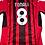 Thumbnail: SANDRO TONALI SIGNED 2021/22 AC MILAN HOME SHIRT