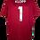 Thumbnail: JURGEN KLOPP SIGNED 'KLOPP 1' LIVERPOOL FC HOME SHIRT