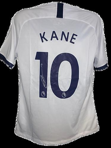 HARRY KANE SIGNED SPURS 2019/20 HOME SHIRT