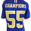 Thumbnail: STEVEN GERRARD SIGNED RANGERS CHAMPIONS 55 SHIRT