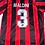 Thumbnail: PAOLO MALDINI SIGNED AC MILAN RETRO 1994 LOTTO HOME SHIRT