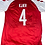Thumbnail: SIMON KJÆR SIGNED 2021/22 DENMARK EURO 2020 HOME SHIRT