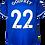 Thumbnail: BEN GODFREY SIGNED EVERTON FC 2020/21 'GODFREY 22' HOME SHIRT