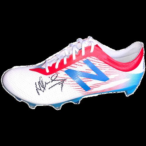 IANIS HAGI SIGNED NEW BALANCE FOOTBALL BOOT
