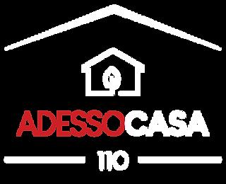 Logo Adesso Casa (Bianco).png