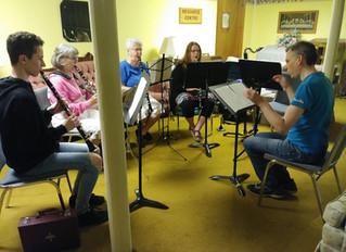 Clarinet Choir, Guest Blog