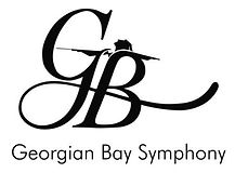 Gerogian Bay Symphony logo
