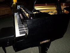 Yamaha concert grand piano, classical music owen sound