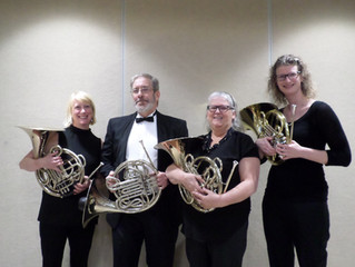 Horn Fanfare Program Notes