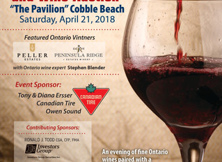 Vintners' Dinner & Wine Auction