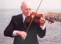 Burton Morrison, Georgian Bay Symphony, owen sound, classical music, symphony, orchestra, violin