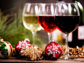 Shop Now for Christmas Wines.