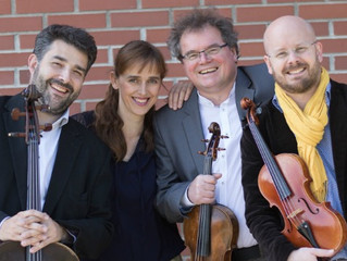 DVOŘÁK PIANO QUARTET COMING TO OUR AREA.