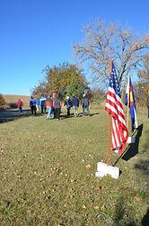 Two Ponds National Wildlife Refuge NWR - Veterans walk