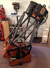 Classic Truss Dobsonian Teeter's Telescopes