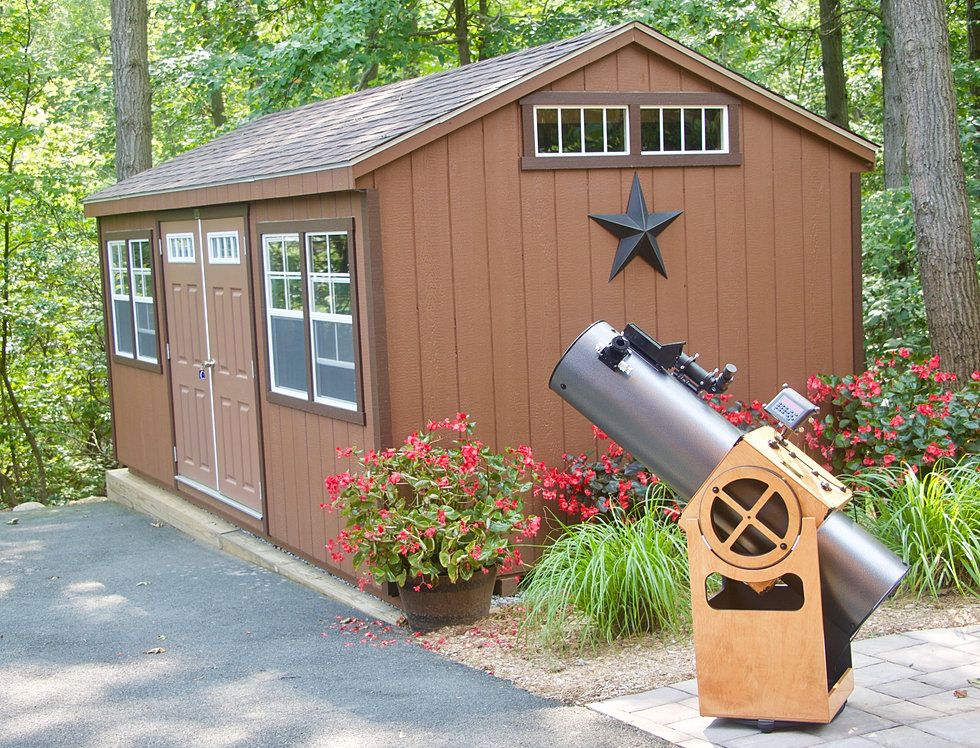 teeter s telescopes llc custom built telescopes rockaway nj