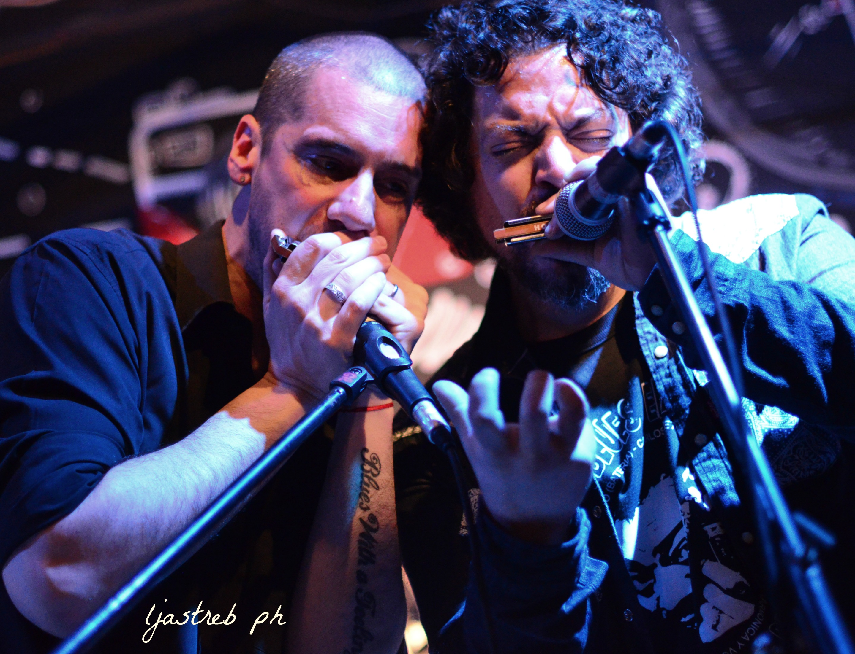 Cesar y Jorge
