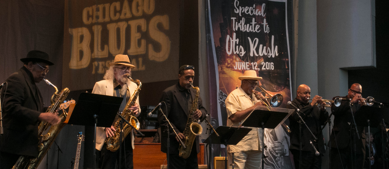 Otis Rush Tribute