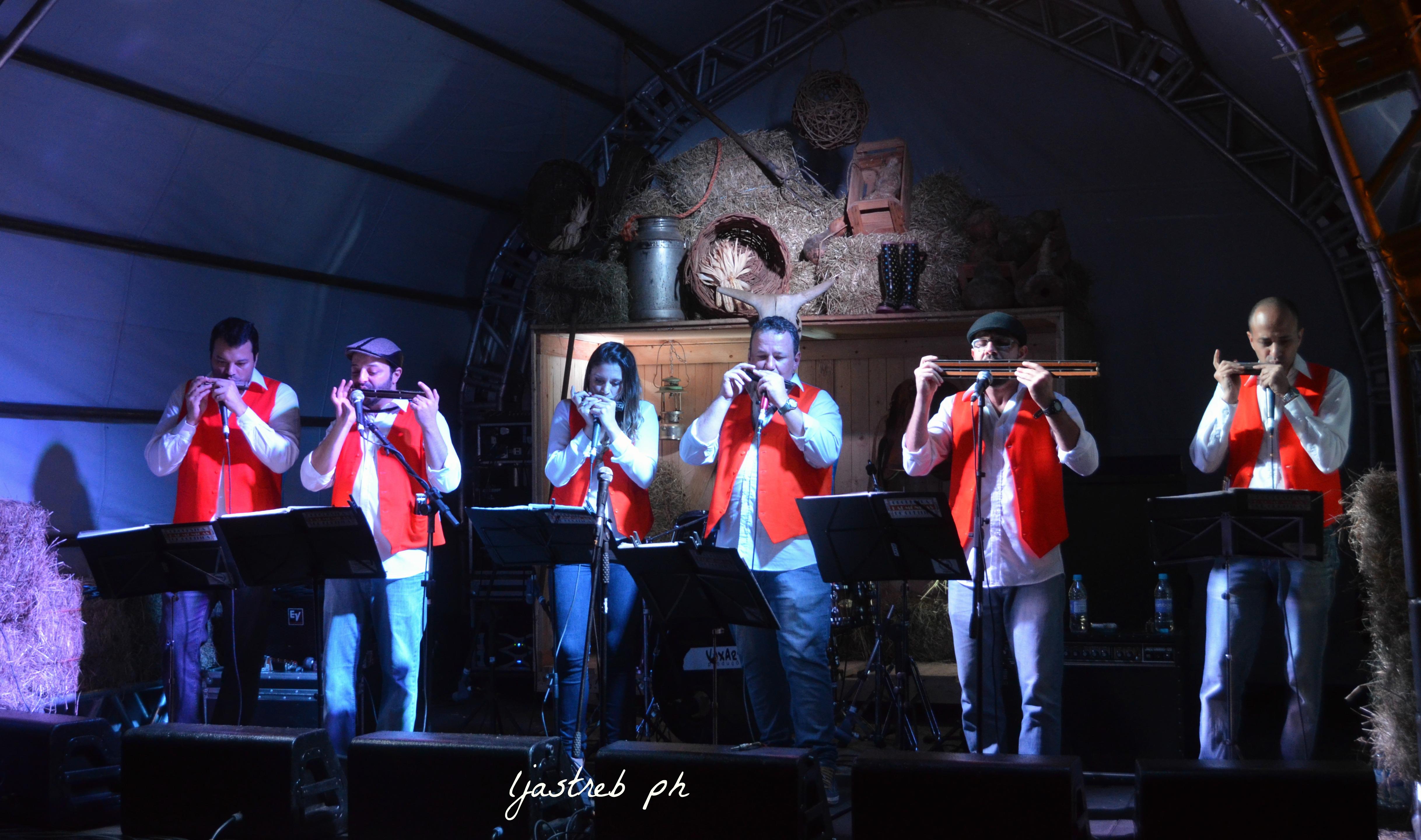 Orquesta de armonicas de Curitiba