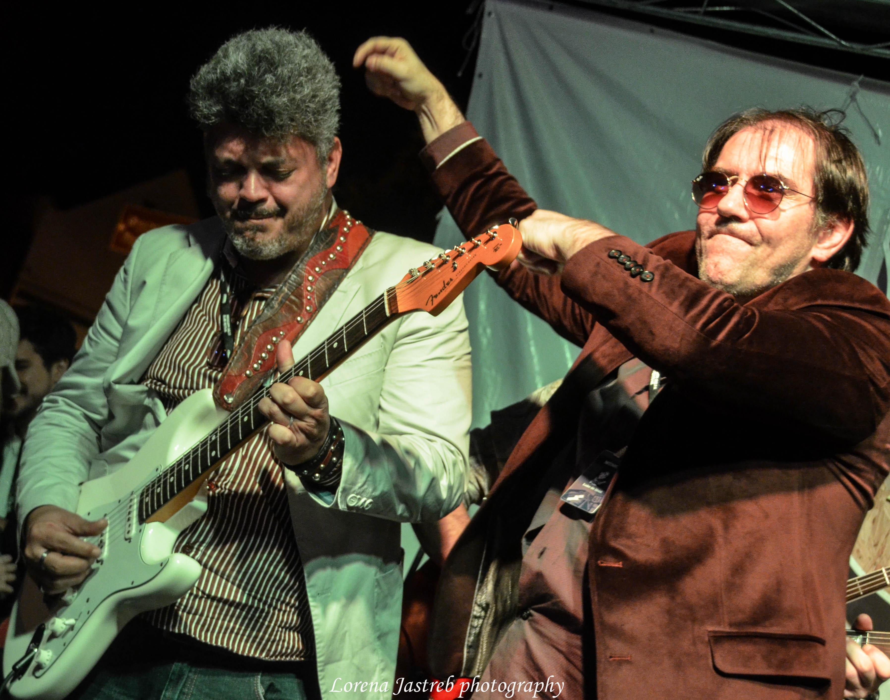 Decio Caetano & Luke de Held