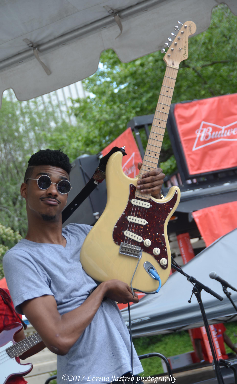 Jamiah Rogers Band1