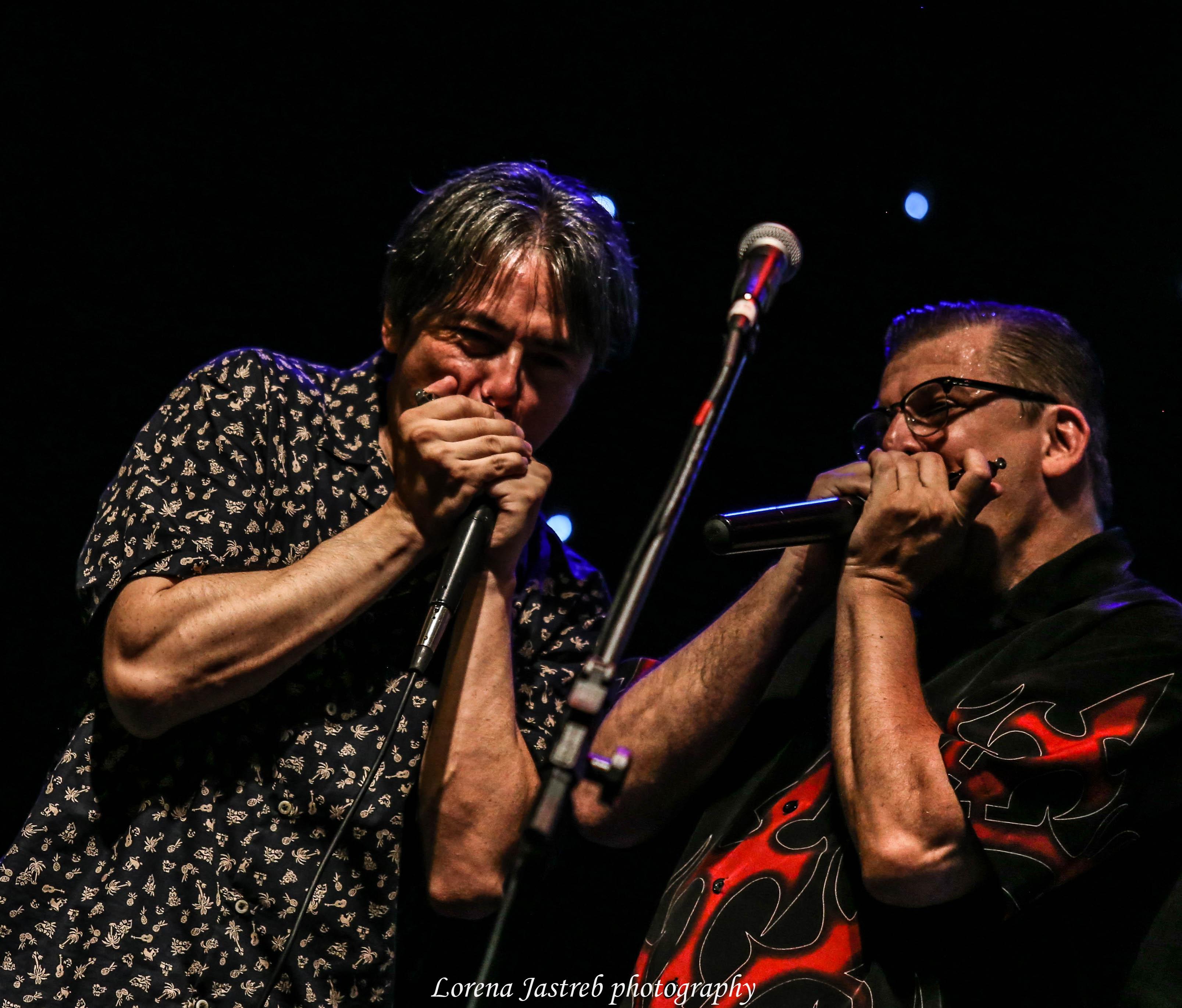 Gonzalo Araya & Andy Serrano