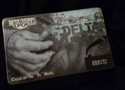 Mississippi Delta Blues bar