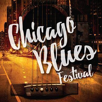 Chicago Blues Festival 2016