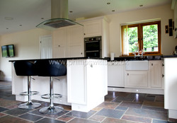 Solid Ash Shaker Style Kitchen 6_waterma