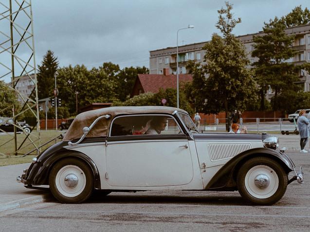 DKW F7 FRONT LUX CABRIO