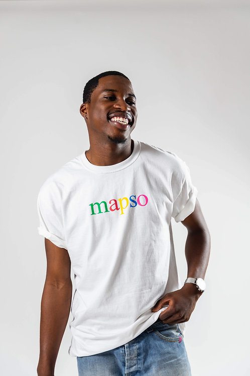 The Mapso Tee (White)