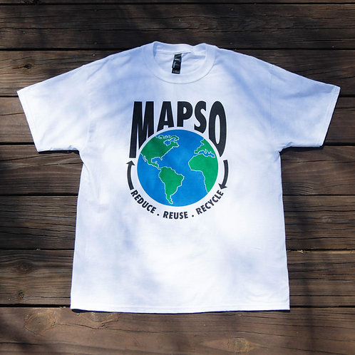 Mapso Earth Day Tee
