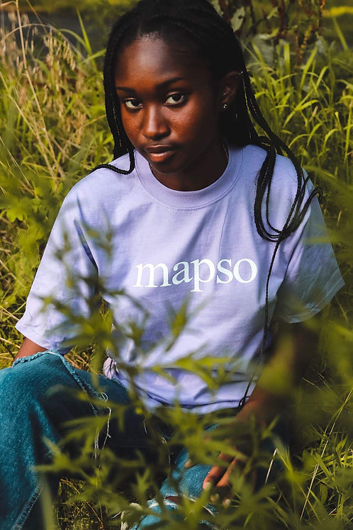 The Mapso Tee (Lavender)