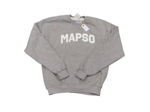 Grey Mapso Crewneck