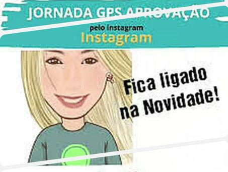 GPS do Instagram