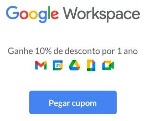 Google Workspace com Programa de Indicações