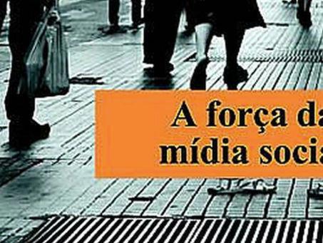 Força da Midia Social