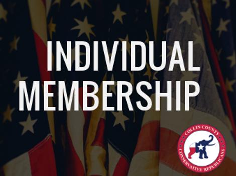 Individual Membership 1 Year
