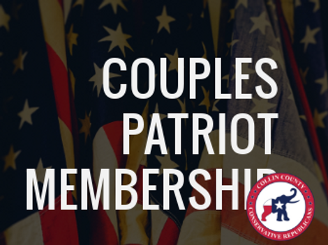 Patriot Membership for Couples 3 Years