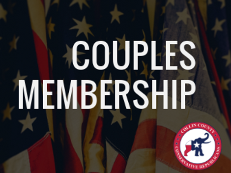 Couples Membership 1 Year