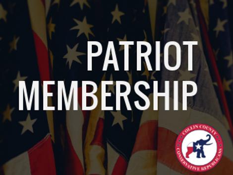 Patriot Membership 3 Years
