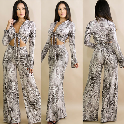 Snake Two Piece