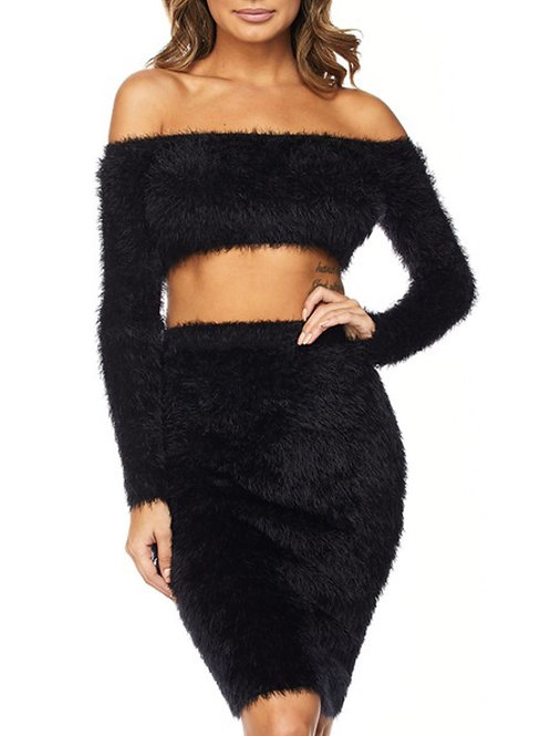 Fur Two Piece
