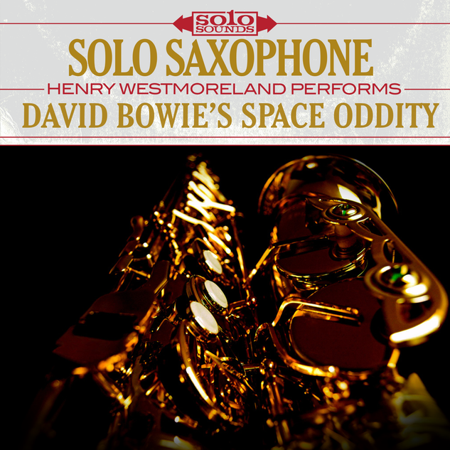 Solo Saxophone - David Bowie's Space Oddity