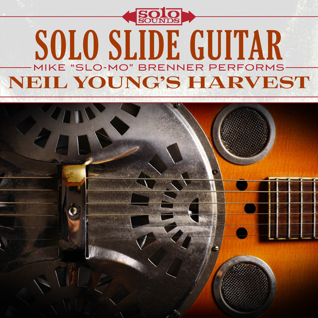 Solo Slide Guitar Neil Young's Harvest