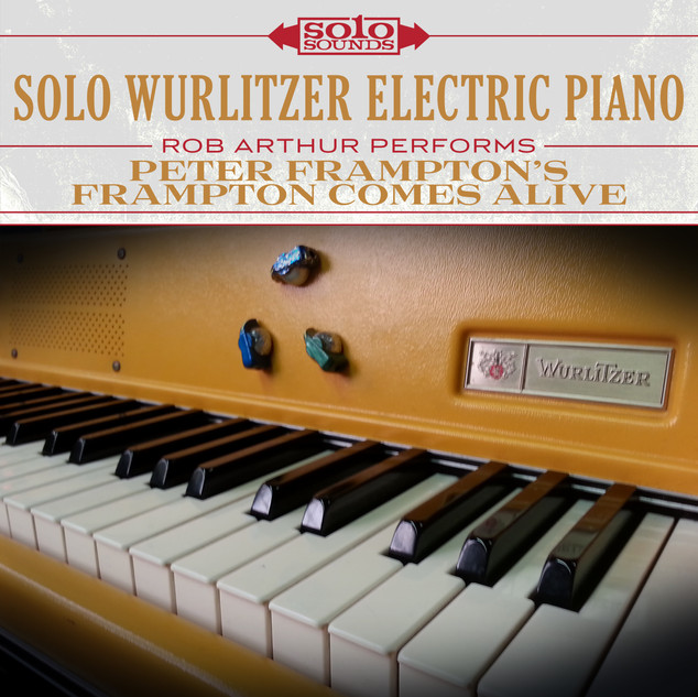 Solo Wurlitzer Electric Piano - Peter Frampton's Frampton Comes Alvie